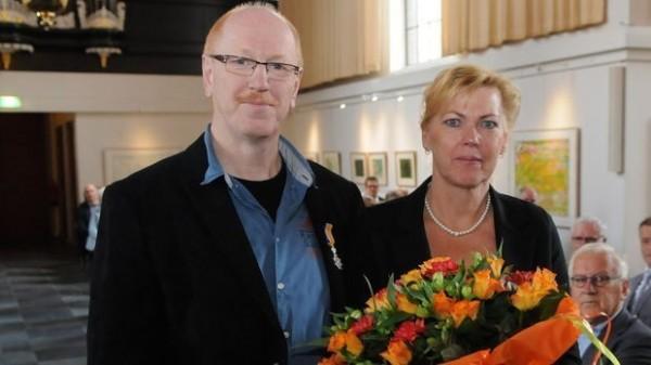 Herman Berens Koninklijk onderscheiden!