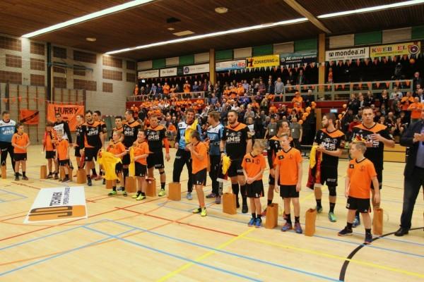 Morgen loting achtste finale EHF Challenge Cup