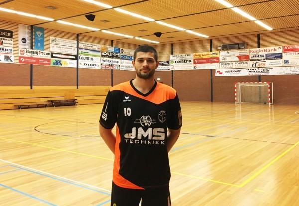 JMS Hurry-Up versterkt zich met Almir Balas