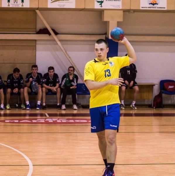 Jonge talentvolle Litouwer naar JMS Hurry-Up