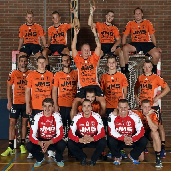 Zaterdag: JMS Hurry-Up - Initia Hasselt