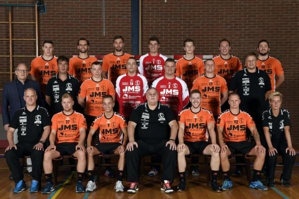 JMS Hurry-Up zaterdag thuis tegen Sporting Nelo