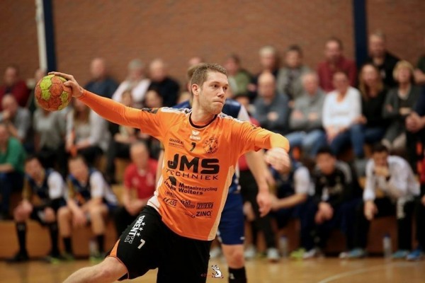 Tommie Falke verlengt bij JMS Hurry-Up