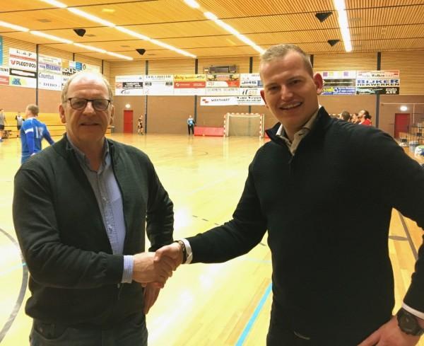 JMS Hurry-Up stelt Dennis Haveman aan als sponsormanager