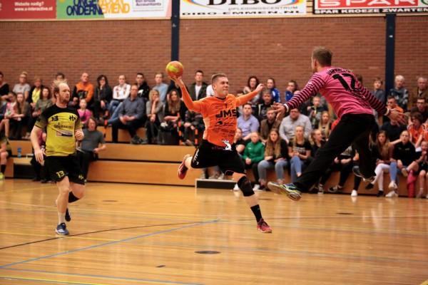 Zaterdag laatste thuiswedstrijd van het seizoen en Oud Heren 1 tegen Oud Actief.