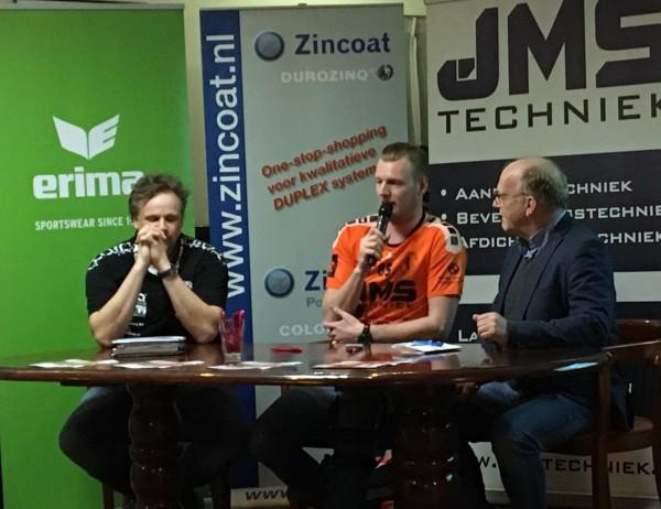 Trainersduo Remer & Kremer komend seizoen aan het roer