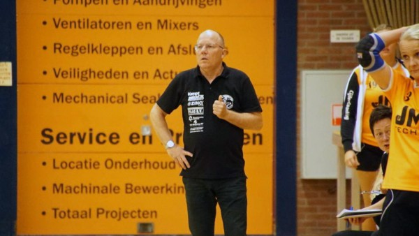Jan Paul Pietersma stopt bij Dames 1