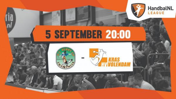 Livestream JD Techniek Hurry-Up - KRAS Volendam
