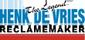 Henk de Vries - Reclamemaker